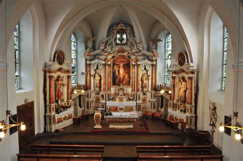 kirche innen file kirche in silberhausen innen 2 jpg wikimedia commons