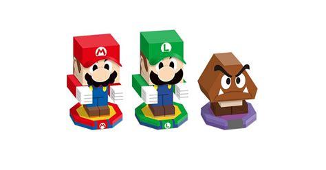 Papercraft Luigi - mario luigi paper jam bros pre order comes with a