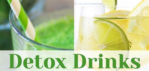 Detox Drinks Dont Work by Flush The Away With These Detox Drinks All About Globe