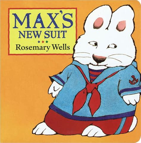 ruby rosemary max s new suit by rosemary board book barnes noble 174