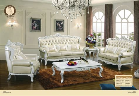 Living Room No Sofa 2016 Armchair Chaise Sale European Style Antique No Genuine Leather Sofas For Living Room Bolsa