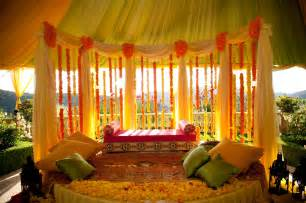 Home Decoration For Wedding by Indian Wedding Decorations Mona Bagla