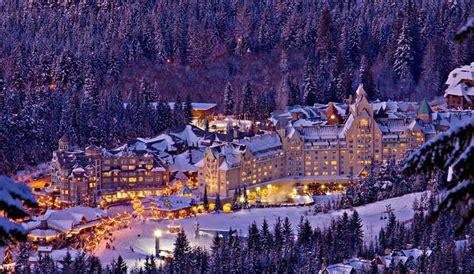 exclusive ski resorts   world allchalets