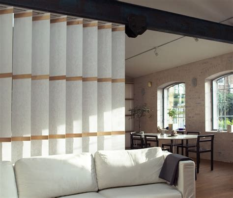 Vertical Blinds Room Divider System R By Idstein Product