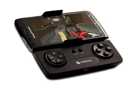 android gamepad gametel gamepad for android quells your xperia play envy the verge