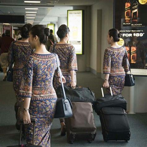 singapore airlines cabin crew cabin crew uniforms