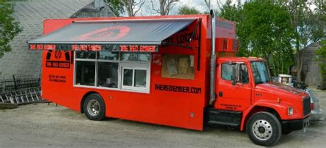 food truck design center developing food truck awning designs that work