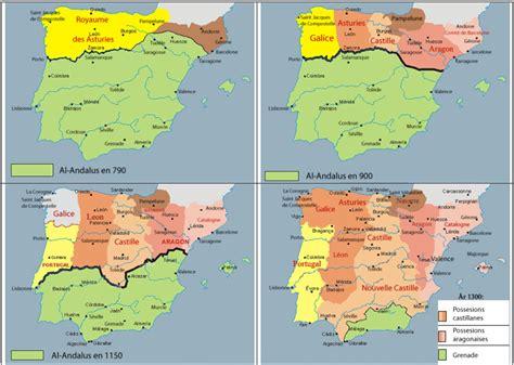 reconquista del reino de 2 etapas de la reconquista los reinos cristianos