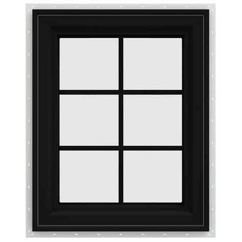 jeld wen awning windows jeld wen 29 5 in x 35 5 in v 4500 series right hand