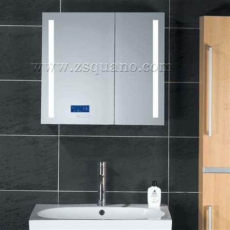 bluetooth mirror bathroom bluetooth bathroom medicine cabinet with mirror doors