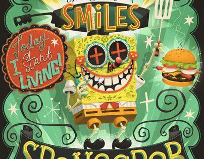 Raglan Spongebob 03 steve