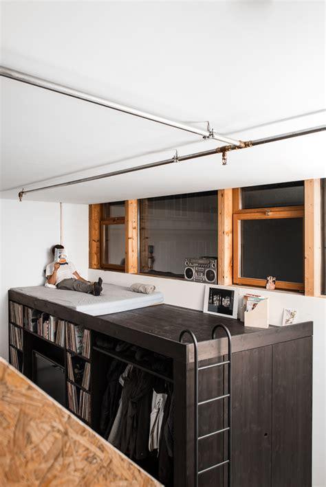 living cube multifunctional furniture