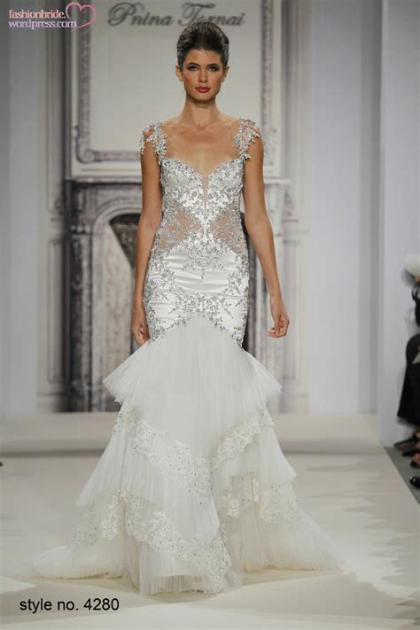 pnina tornai wedding dresses pnina tornai 2014 fall bridal collection the fashionbrides