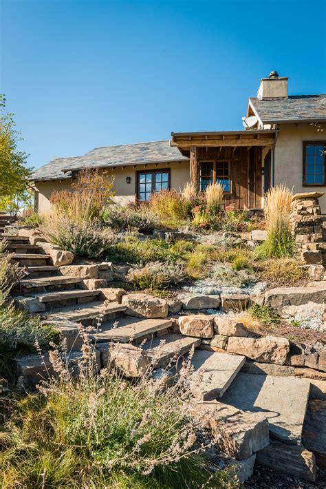 stunning rustic landscape designs