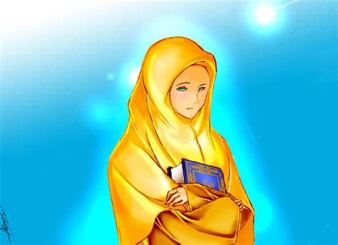 wallpaper animasi jilbab mhia rustam blog wallpaper gadis jilbab muslimah terbaru