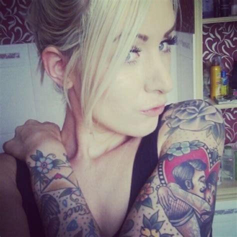 tattoo sleeve love cute love theme sleeve tattoo