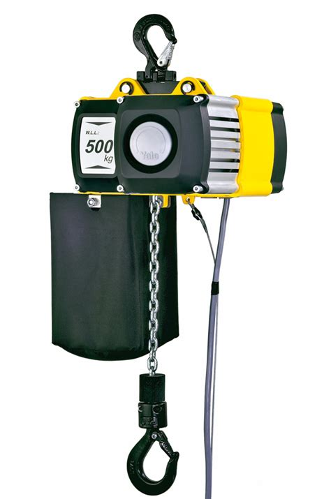 Electric Chain Hoist Chainstergt Up To 2 500 Kg yale cpv2 8 250kg 3phase electric chain hoist cm cpv2 8 rs safetyliftingear