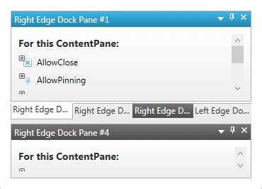 dock layout manager wpf layout components wpf ultimate ui