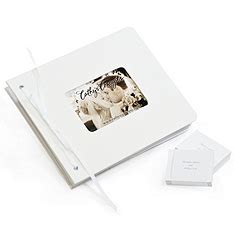 Wedding Wishes Envelope Guest Book by Object Moved