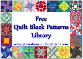free printable quilt patterns print out pattern click bachelor s puzzle quilt block patterns in 3 sizes