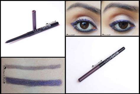 Maybelline Color Show Crayon Khol maybelline color show crayon khol noble purple review