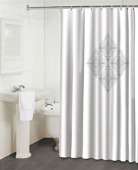 white on white curtains shower curtain curtain home sale blog
