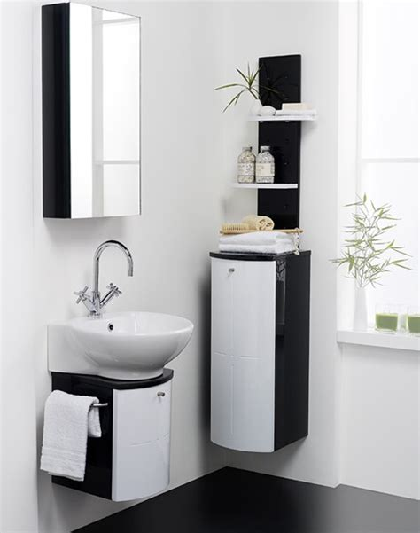 Hudson Reed Bathroom Furniture Wall Hung Bathroom Furniture Pack Black White Hudson Reed Orb U Lf210 Truerooms