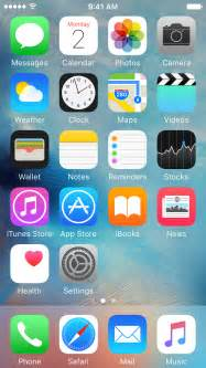 home screen tip quickly reset your home screen icons to the default