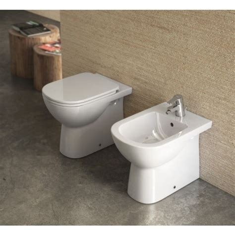 Bidet Gemma 2 Filo Parete by Awesome How To Decor A Bathroom Homekeep Xyz