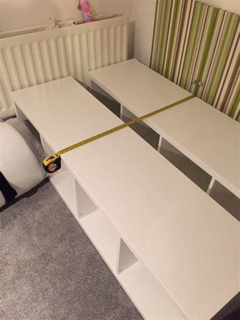 Bed Frame Ikea Kallax 5914 Best Images About Ikea Hacks On