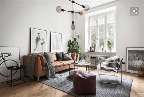 ways  style  tan leather sofa
