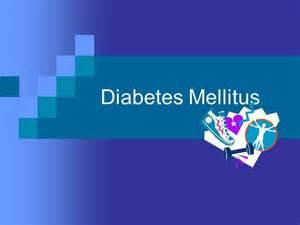 diabetes powerpoint template diabetes mellitus authorstream