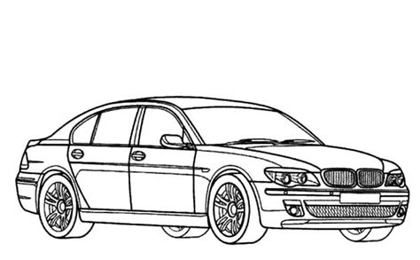 coloring pages of bmw cars bmw car m7 coloring pages best place to color