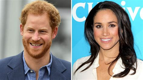 prince harry and meghan markle called perfect couple by meghan markle star de quot suits quot en couple avec le prince