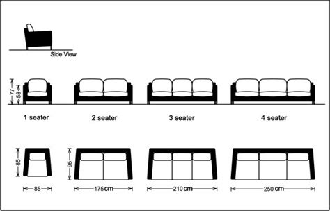 sofa sizes sofa neufert buscar con google neufert pinterest house