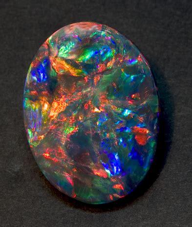 1 20cts Black Opal Jarong treatment untuk mengeluarkan warna black opal paseban jati