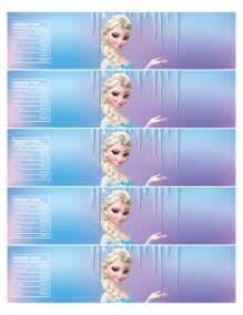 free frozen water bottle labels royaltyinvitation