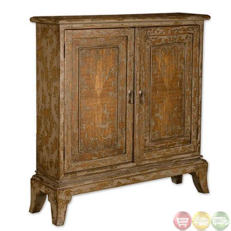 solid wood console cabinet maguire heavily distressed solid wood console cabinet 25526
