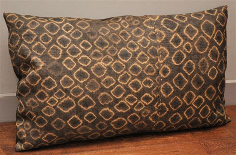 Textile Pillows by Vintage Textile Pillow At 1stdibs