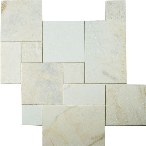 4 sz travertine versailles tile pattern sets bv tile and stone