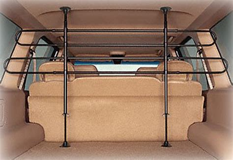 highland universal vehicle pet barrier grb