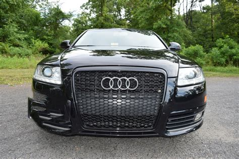 is this an aftermarket grill 2009 audi a6 prestige