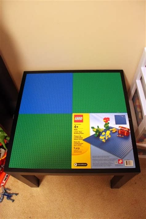 diy lego table cheap the adventures of mr no ikea side table to lego table