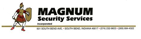 home magnum security services inc south bend indiana