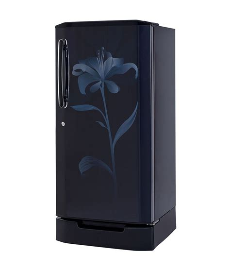 Lg Refrigerator Models Door by Lg 235 Ltr 5 Gl D245bmln Direct Cool Single Door