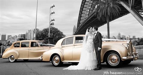 7th Heaven Wedding Cars Sydney