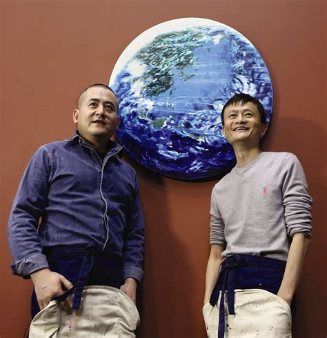 film oyes china alibaba founder jack ma sells his own painting for 5 4