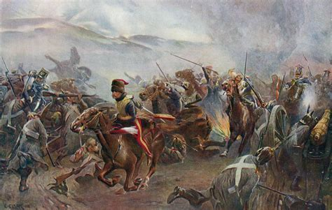 charge of the light brigade battle of balaclava