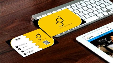 how to design id card in photoshop cs6 create profesional business card with photoshop cs6 youtube