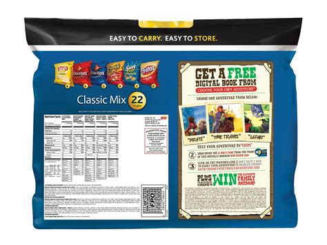 Frito Lay Game Giveaway Codes - free choose your own adventure books with frito lay plus a giveaway